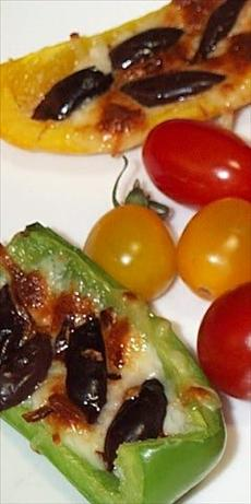 Bell Pepper Rajas