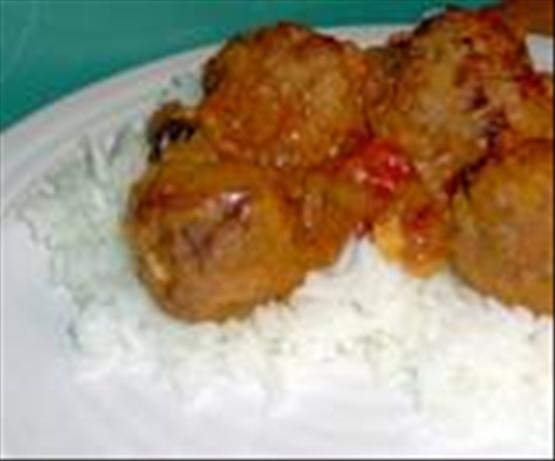 Mariachi Meatballs