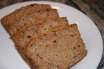 Pear Bread Delight