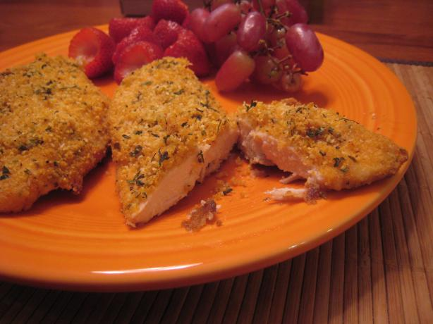 Italian Chicken Breasts