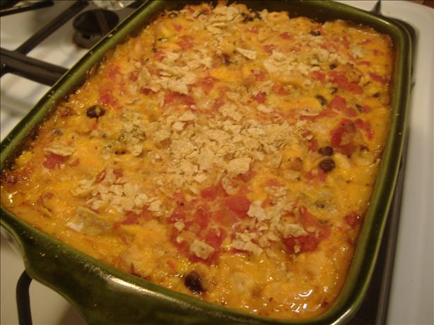 Chicken and Chip Casserole