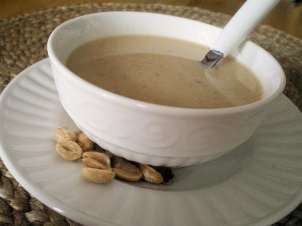 Virginia State Peanut Soup