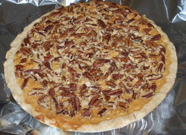 The Camellia Grill's Pecan Pie