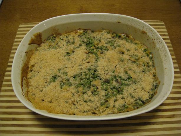 Tuna Noodle Casserole Delight