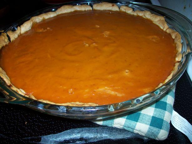 Good Ol' Pumpkin Pie