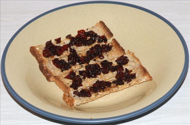 Red Capsicum Toasts