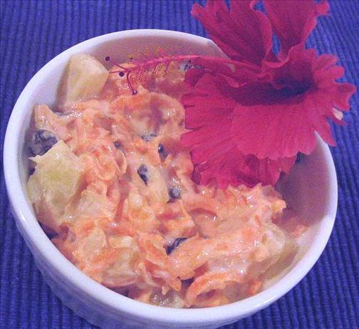 Diabetic Carrot-Raisin Salad