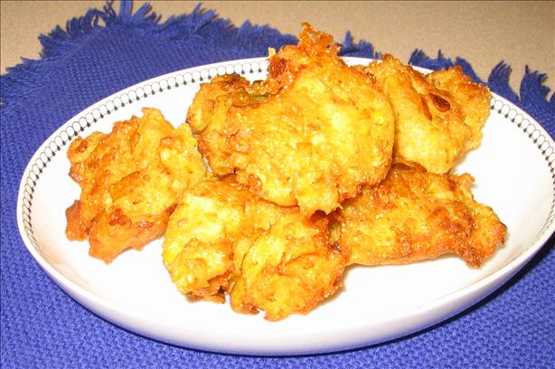 Yellow Squash Puffs