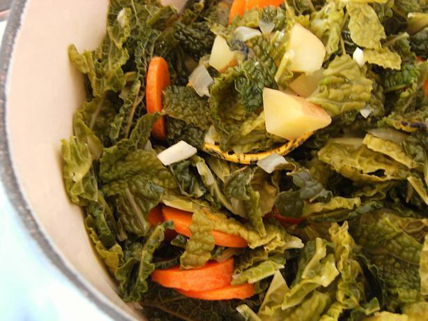 Vegetarian Cabbage Stew
