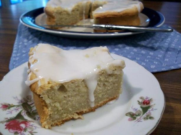 Mary's One Step Pound Cake