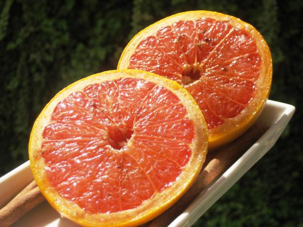 Cinnamon Honeygrapefruit
