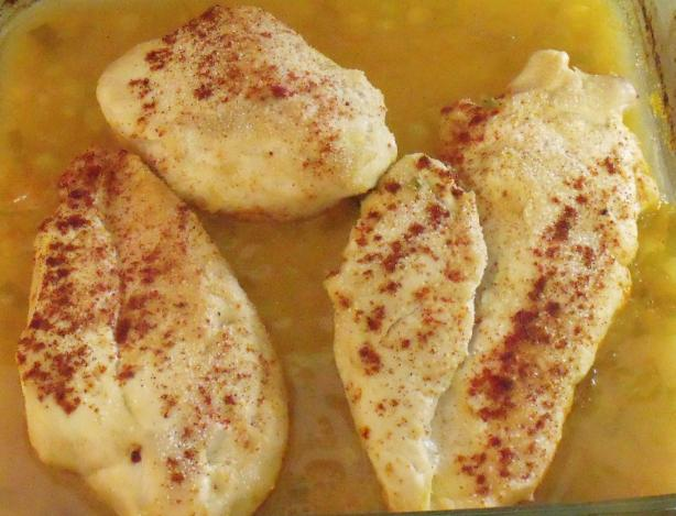 Baked Boneless Skinless Chicken Breasts With Ginger Marinade