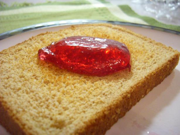 Bread Machine Jelly