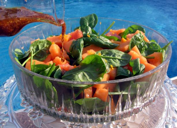 Citrus and Spinach Salad