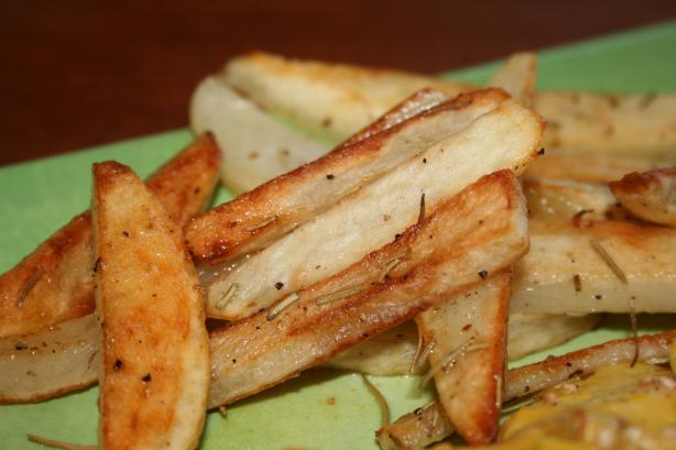 Rosemary Oven Fries