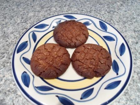 Simple Chocolate Biscuits