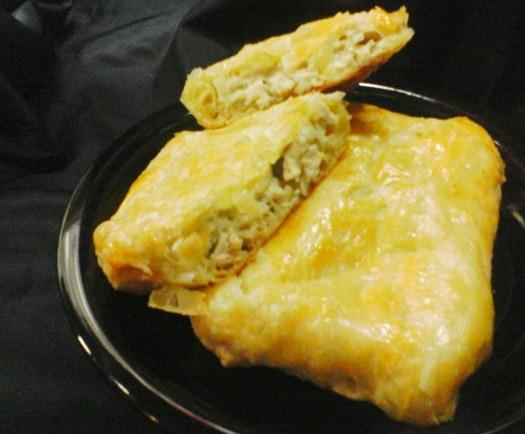 Mini Chicken Turnovers (Oamc)