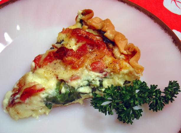 Dutch Inspired Quiche