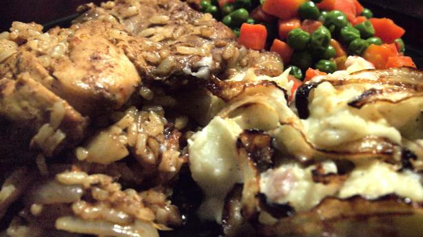 Chicken Majbouz