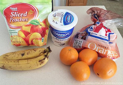 Orange-Banana Smoothie