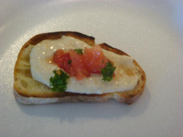 Bruschetta Cannellini (The Olive Garden Recipe)
