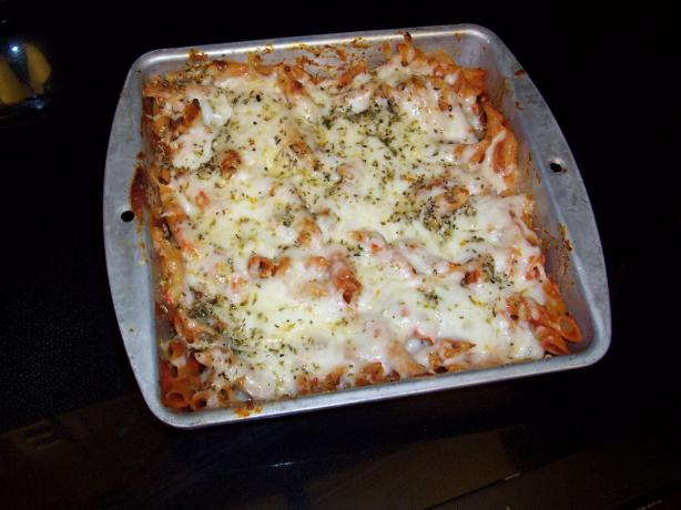 Penne Alla Pizzaiola (Penne Pizza-Style)