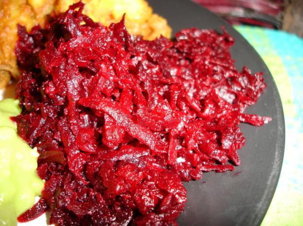 Beet Salad (Indian)