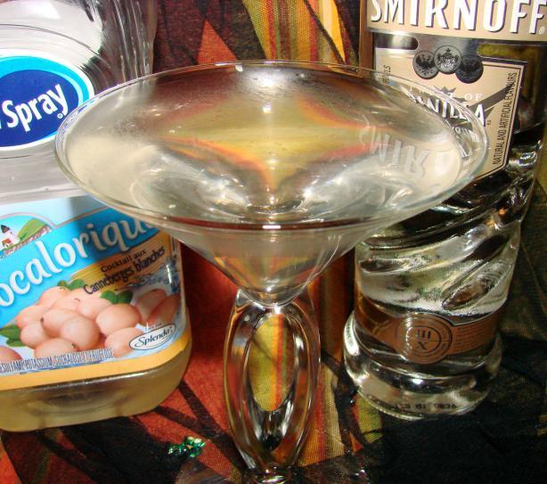 Cheesecake Martini
