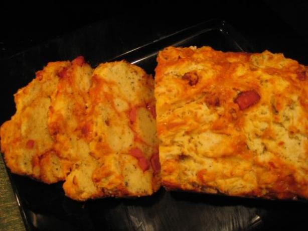 Pizza Bread....mmmm!!!!