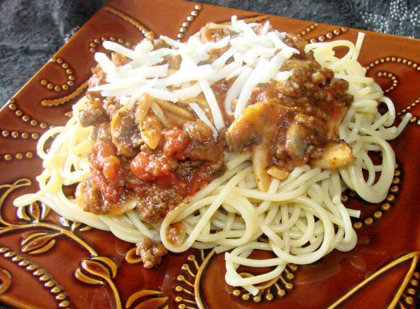 Will's Spaghetti