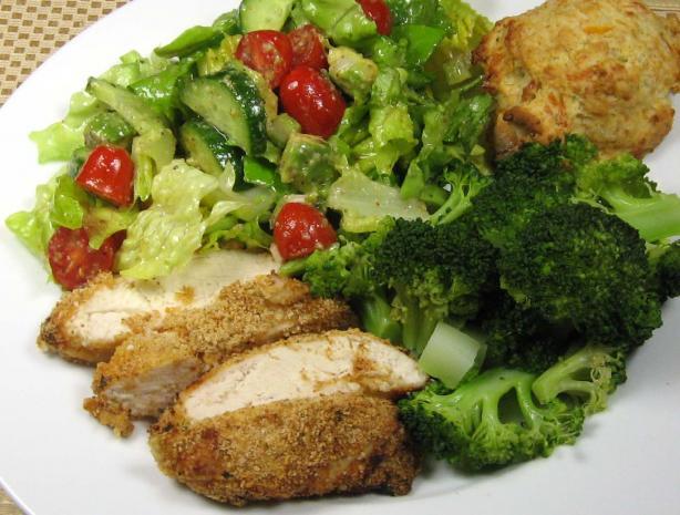 Diane's Parmesan Chicken