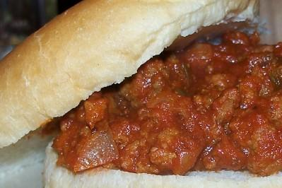 Cooking Light Sloppy Joes
