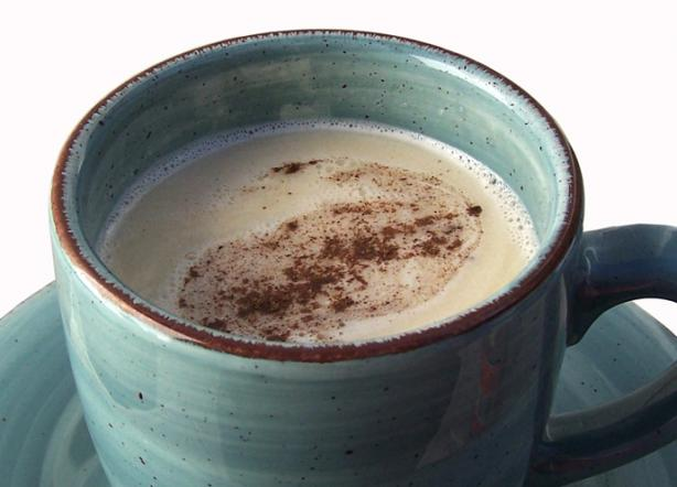 White Hot Chocolate (Fast)