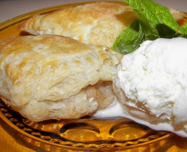 Easy Peasy Apple Turnovers