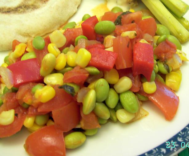 """foodies"" Succotash"