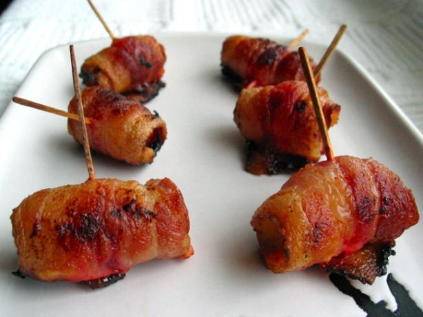 Devilishly Delicious Bacon and Cherry Roll-Ups