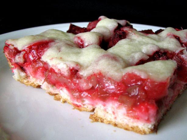 Rhubarb Delight