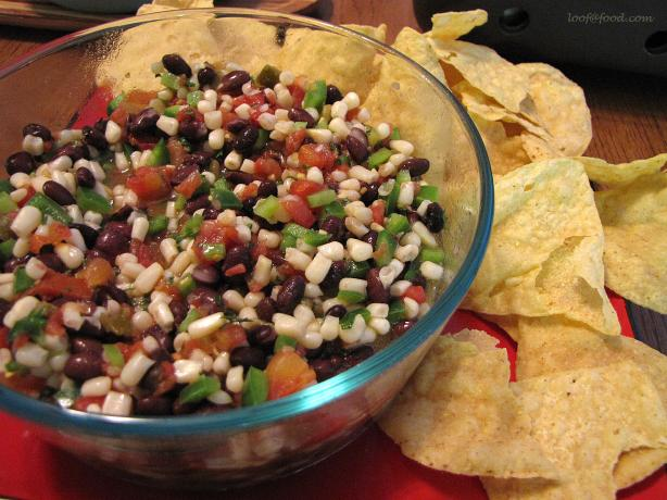 Corn and Bean Fiesta Salad