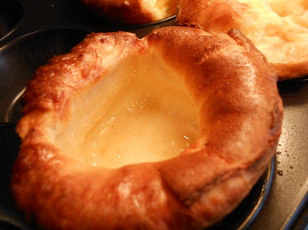 Idiot-Proof Yorkshire Puddings