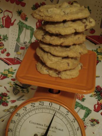 Megans Chocolate Chip Miricle Cookies