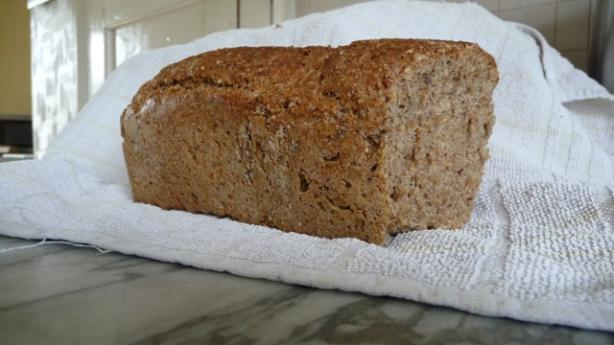 Easy Whole Grain Bread