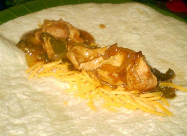Make-Ahead Chicken Fajitas