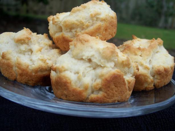 Ma's Mayonniase Muffins
