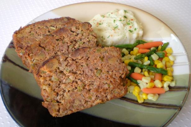 Judy's Meatloaf