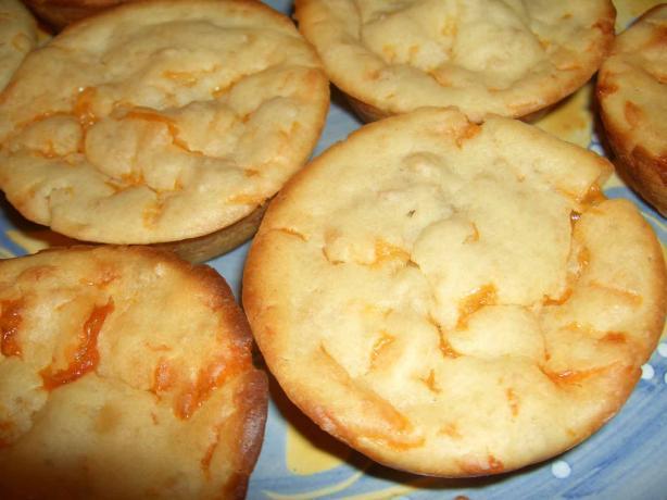 Cheddar Bran Muffins