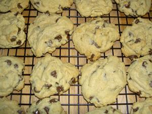Claudia's Chocolate Chip Cookies