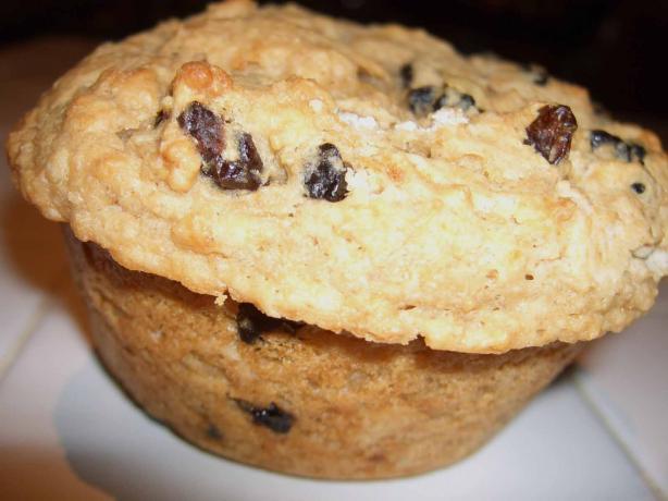 Bran-Currant Muffins