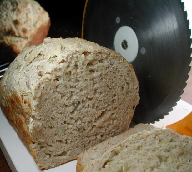 Carmen's Healthy Whole Wheat Bread