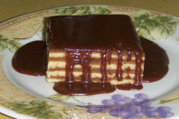 Chocolate Broiler Cake