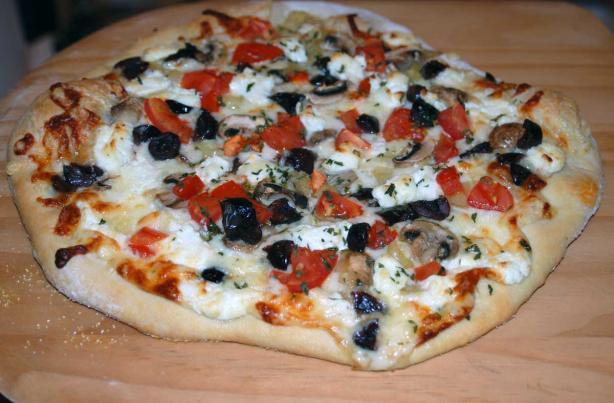 Edgar Allen Poe Pizza